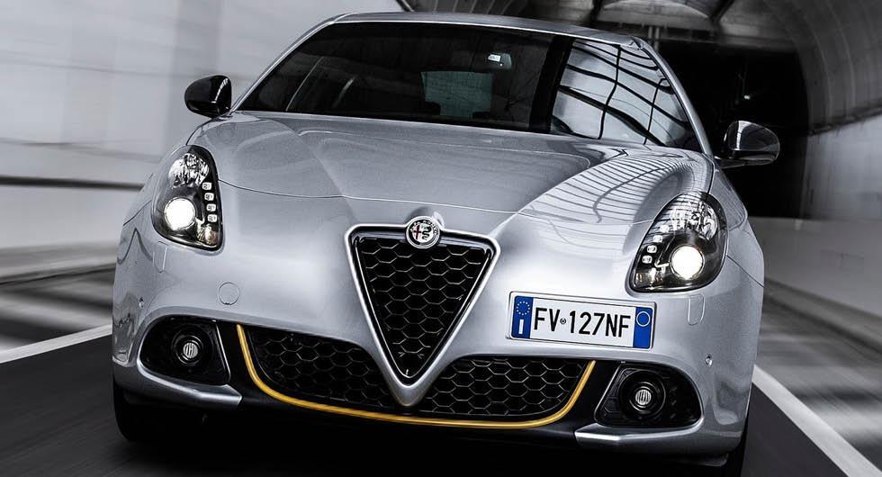 Alfa Romeo Giulietta läggs ned – ersätts av ny suv