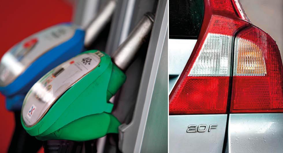 Regeringen vill rädda etanol och biodiesel
