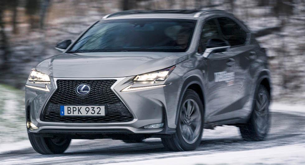 Lexus ger efter: Första laddhybriden på ingång?