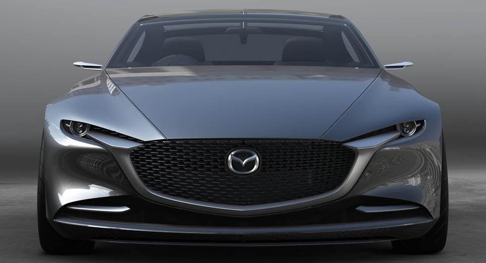 Nya uppgifter: Mazda 6 får bakhjulsdrift och rak sexa
