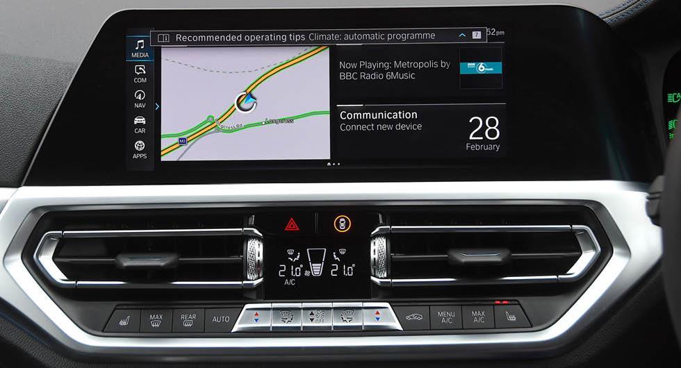 BMW och Mercedes har bästa mediasystemen – Volvo halkar efter