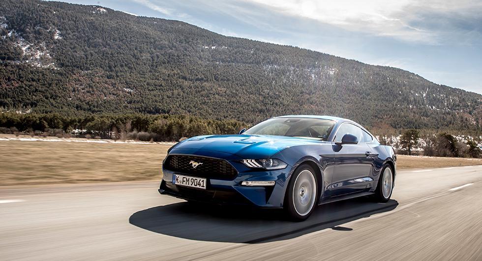 Mustang världens mest sålda sportbil