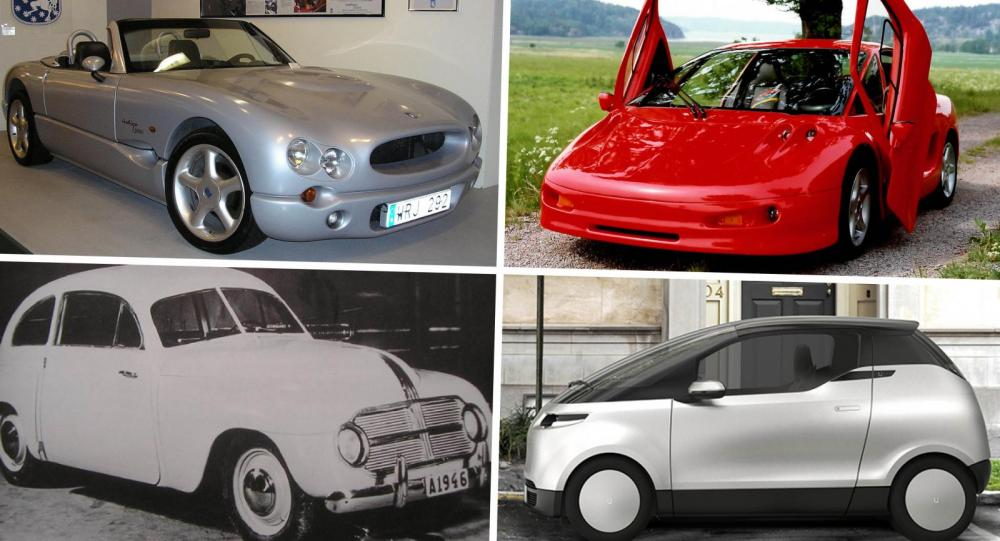 I skuggan av Volvo och Saab – kan du de svenska bilmärkena?