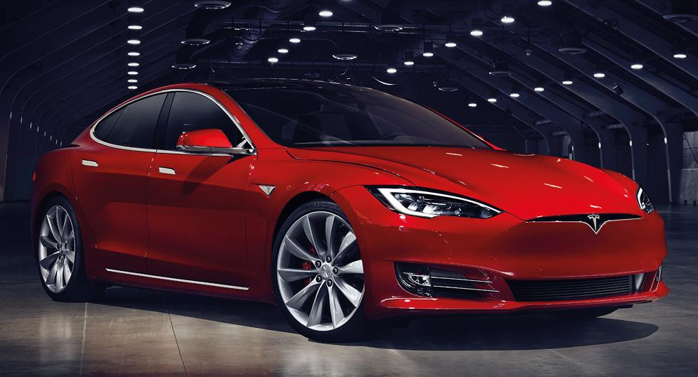 Teslas nya läge ger ännu kvickare acceleration
