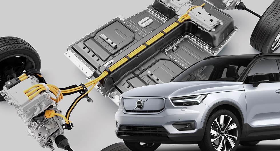 Volvo gör klart: Trots krisen – elbilsplanen ligger fast