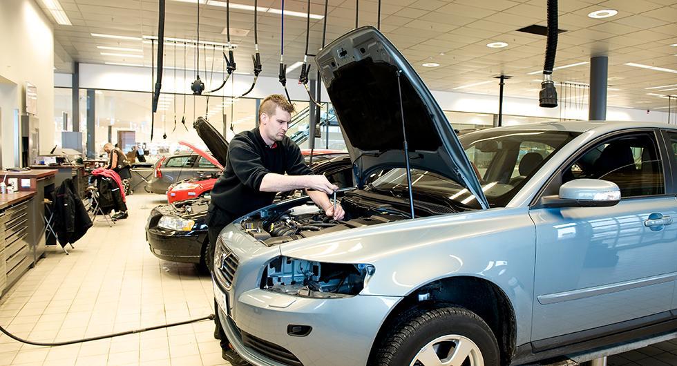 Bilfrågan: Ekonomiservice till ny bil också?
