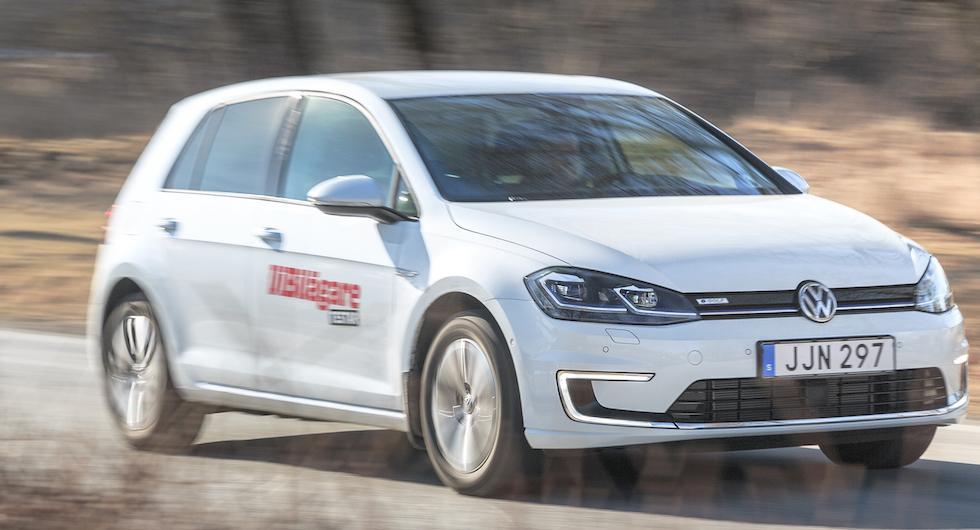 Nya laddbilar: Volkswagen kör om alla konkurrenter