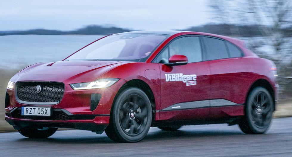 """Jaguar fälls för elbilsreklam: """"En suv utan utsläpp"""""""