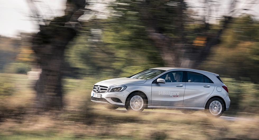 Bilfrågan: Kort serviceintervall på Mercedes?
