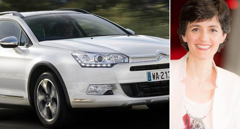 "Citroën C5 återuppstår: ""Den blir fantastisk"""