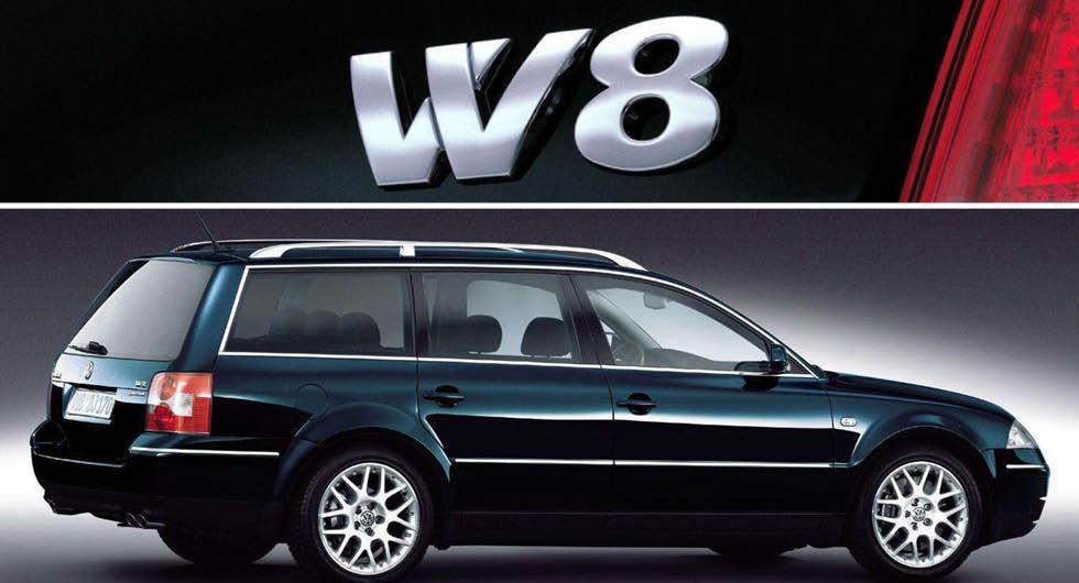 """Volkswagen Passat W8 är en framtida klassiker: """"Förtjänar att bevaras"""""""