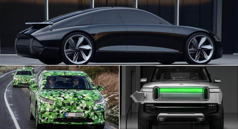 Quiz: Har du koll på de nya elbilsmodellerna?
