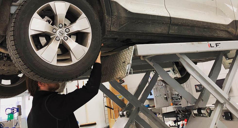 Volvos nya servicetjänst – som inte kommer till Sverige