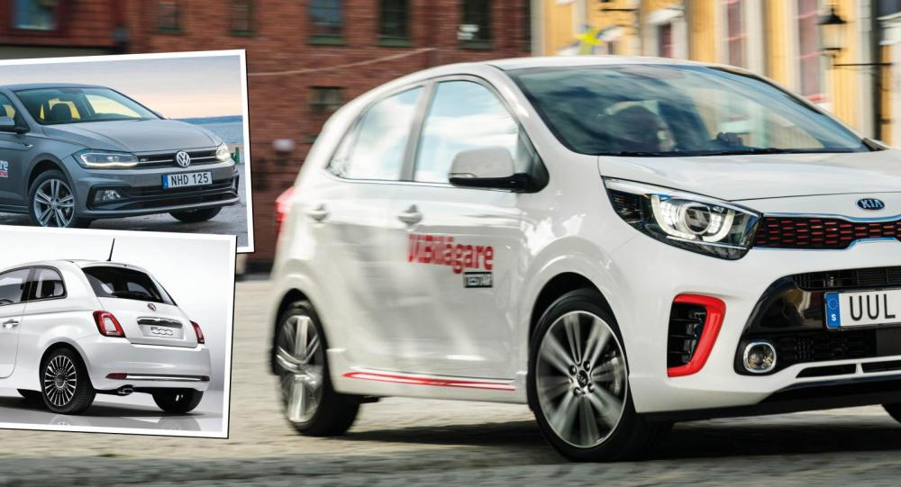 Ny bil för under 2 000 kronor i månaden – här är bästa valen