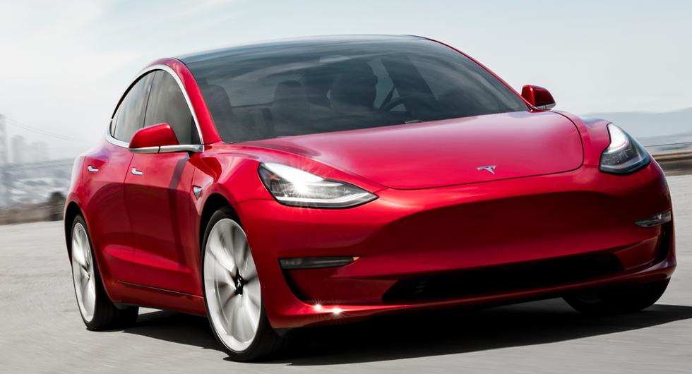 """Teslas dolda nyhet: Nu kan Model 3 ladda """"åt båda hållen"""""""