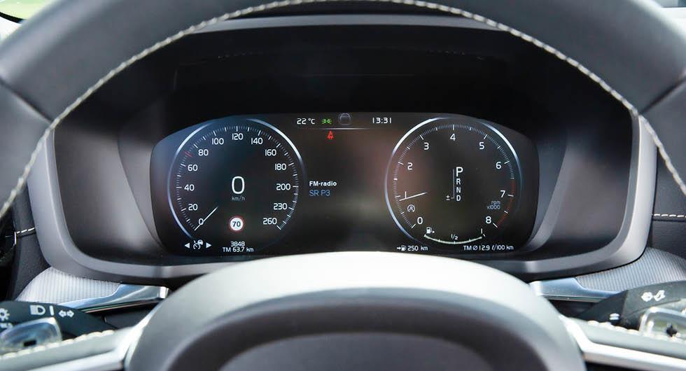 Nu införs Volvos fartspärr – högst 180 km/tim