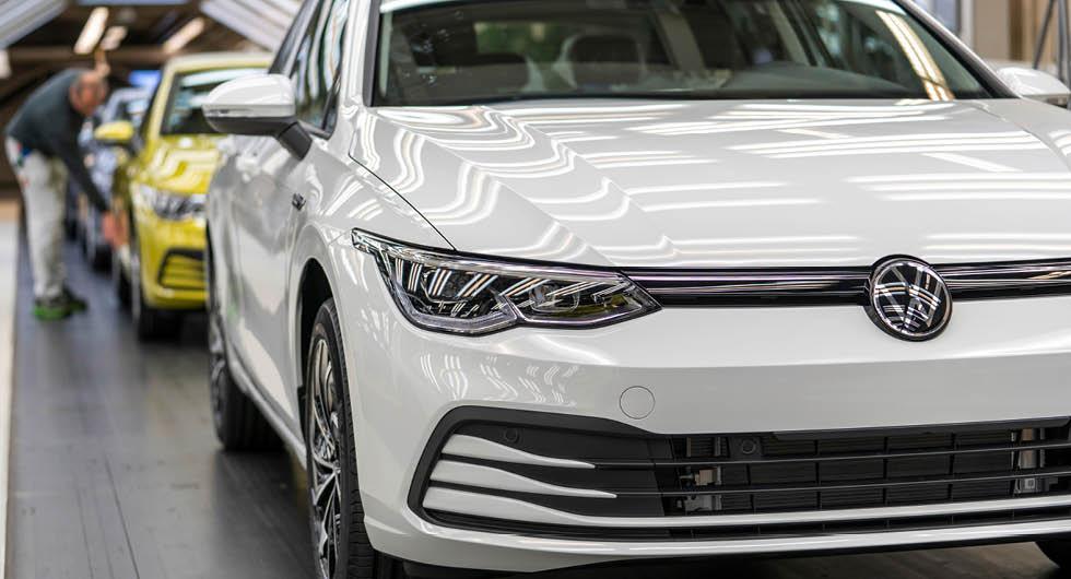 Avslöjat: Bara 4 av 10 Volkswagen Golf är felfria