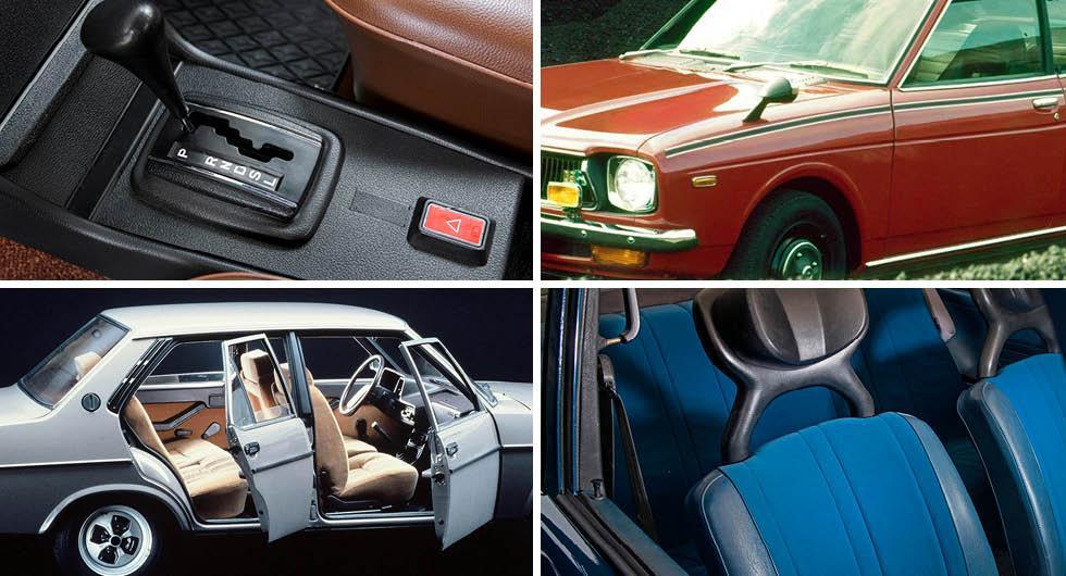 Quiz: Vad kan du om bilmodellerna från 70-talet?