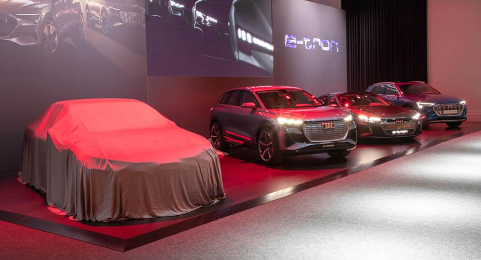 """Audis besked: Ska utveckla """"supereffektiv"""" elbil"""