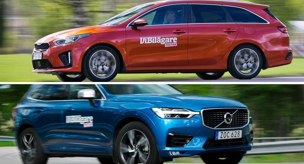 Sveriges populäraste begagnade bilar – så (miss)nöjda är ägarna