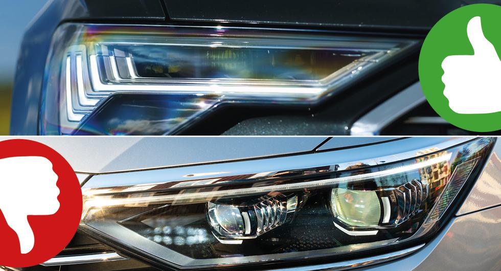 Bästa bilarna enligt ägarna – tyskt både i toppen och botten