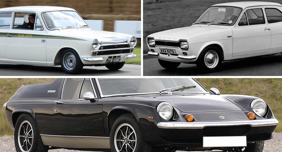 Vart tog alla härliga brittiska biltillverkare vägen?