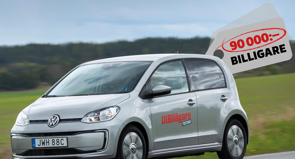 Tysklands nya rabattfest gör elbil lika billig som bensinbil