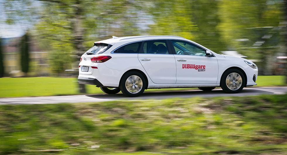 Bilfrågan: Drar min Hyundai för mycket?