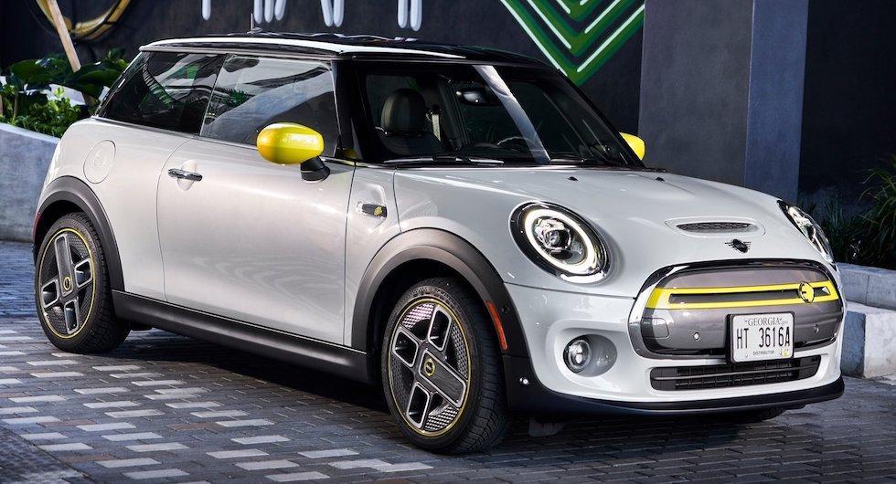 Minis nya elbil får längre räckvidd och snabbare laddning