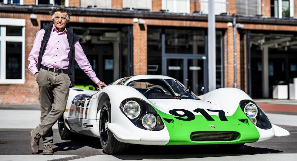 Hans Mezger är död – mannen bakom Porsches råaste motorer
