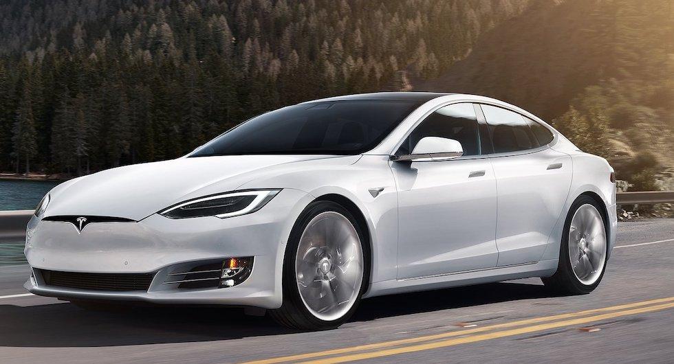 Tesla Model S kommer med ännu längre räckvidd