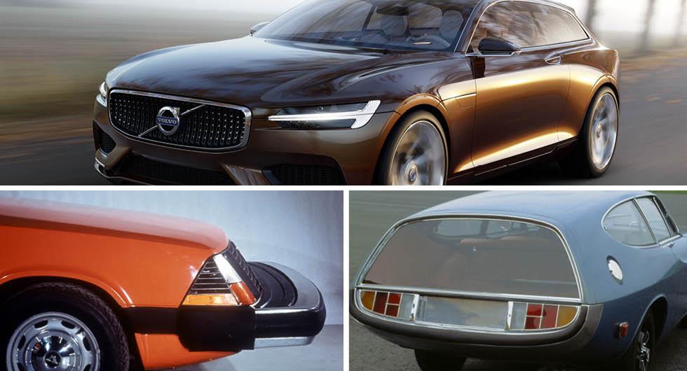Quiz: Hur bra koll har du på Volvos konceptbilar?