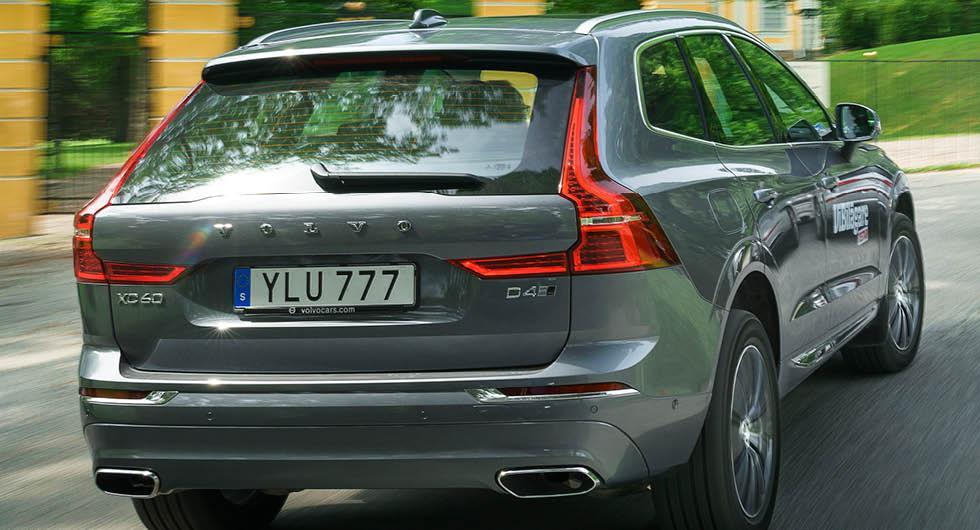 Volvos siffror: Bilköparna börjar sakta komma tillbaka