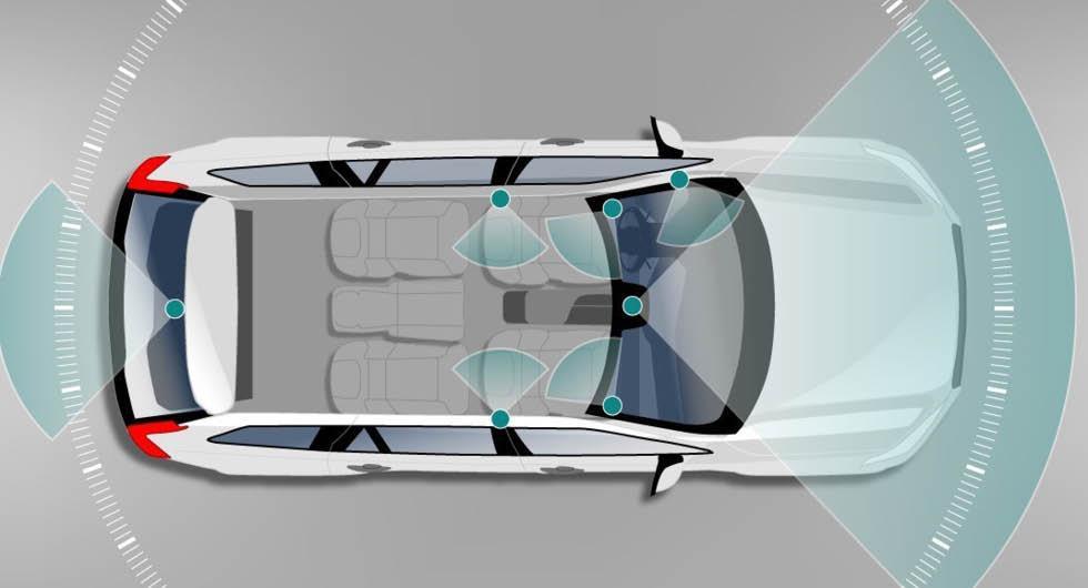 Volvo och Polestar samarbetar med Waymo om självkörande bilar