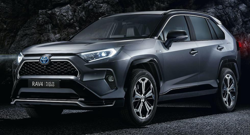 Beställningsstopp för Toyota RAV4 – men inte i Sverige
