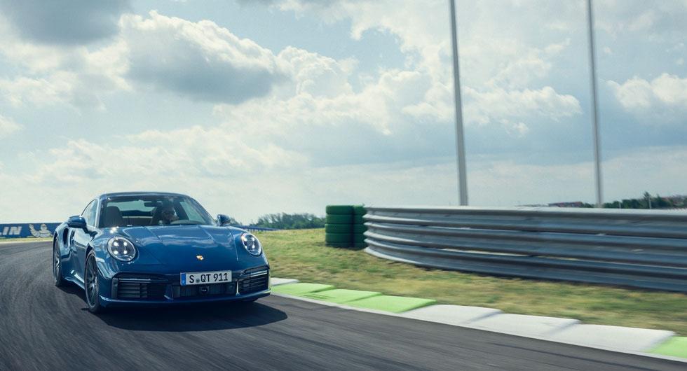Här är Porsche 911 Turbo