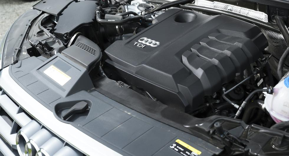 Audichefen: Förbränningsmotorn är långt ifrån död