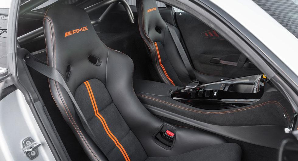 Här är Mercedes-AMG GT Black Series
