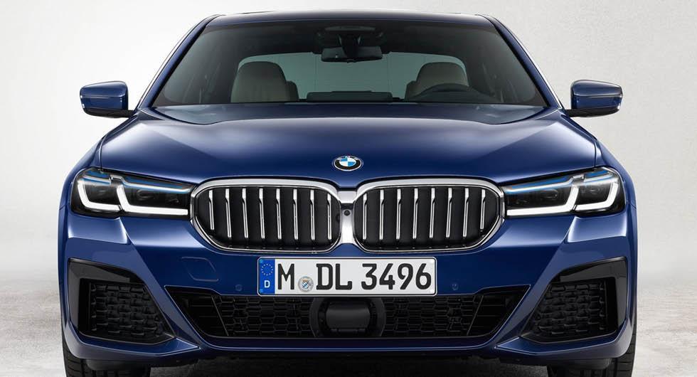 """BMW ska börja """"hyra ut"""" tillval för en månadskostnad"""