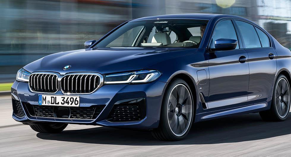 Nästa BMW 5-serie kommer som helt eldriven