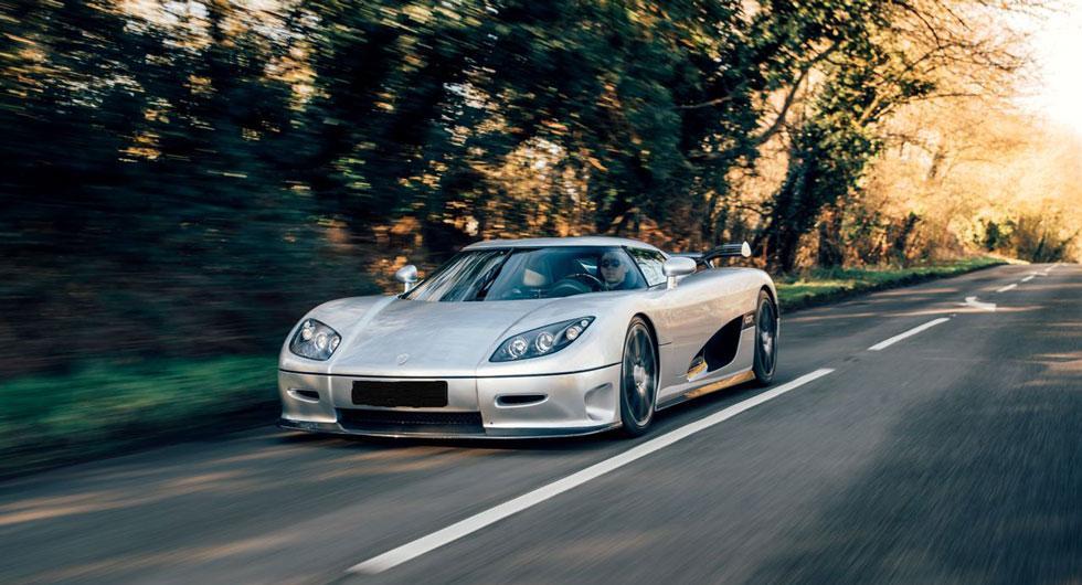 Sällsynt Koenigsegg ute på blocket – för 7,5 miljoner
