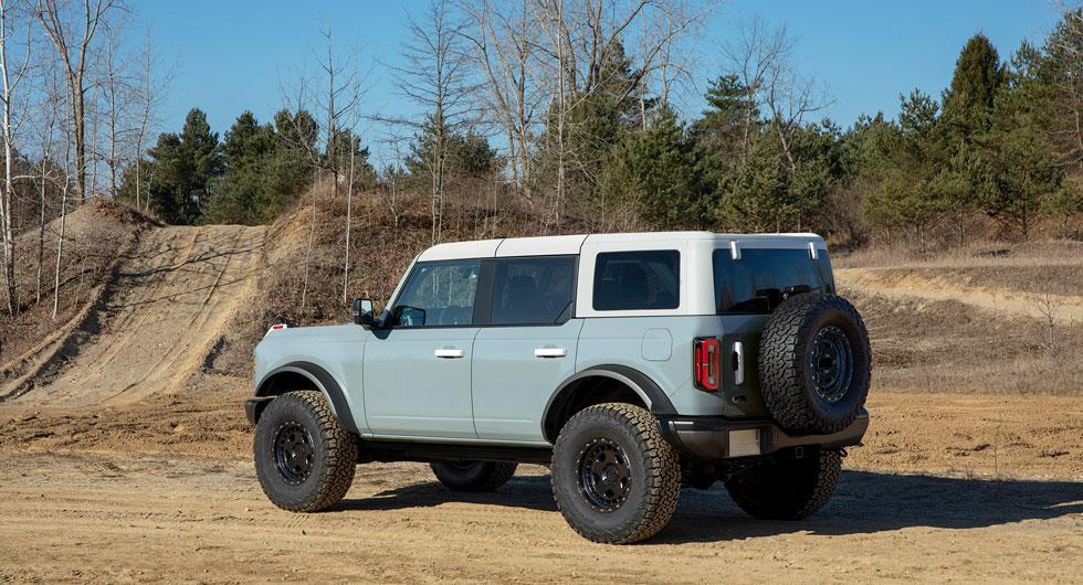 Här är nya Ford Bronco