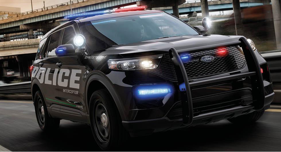 Efter protesterna – Fordanställda vill sluta bygga polisbilar
