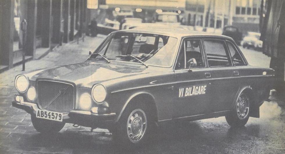 """Volvos snabba lyxsedan: """"Den gör mig till lagbrytare"""""""