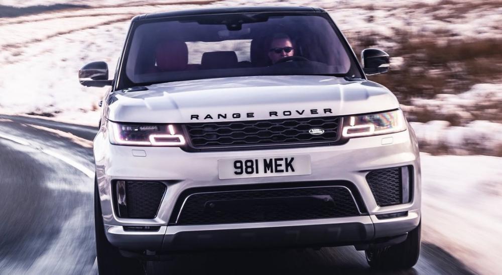 Land Rover satsar på ny laddhybrid med vätgasdrift