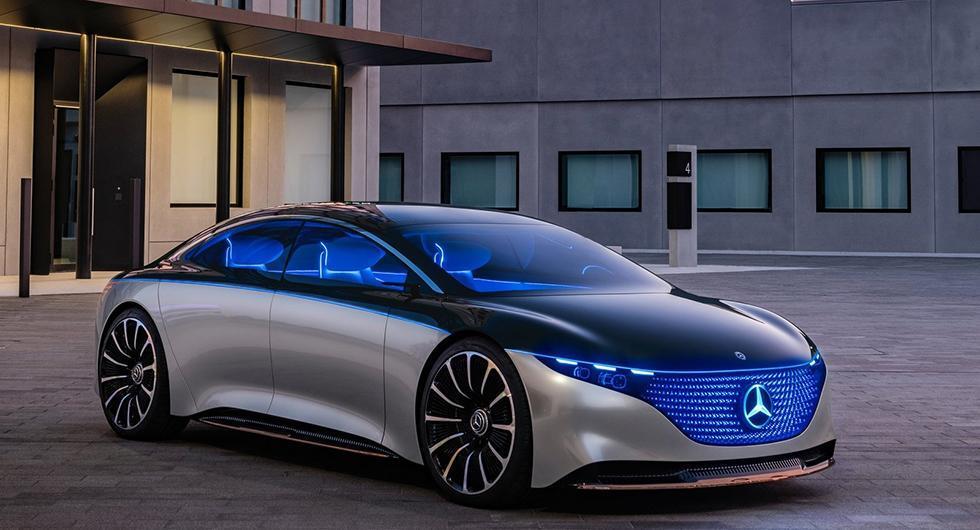 Mercedes lovar 70 mils  räckvidd i EQS