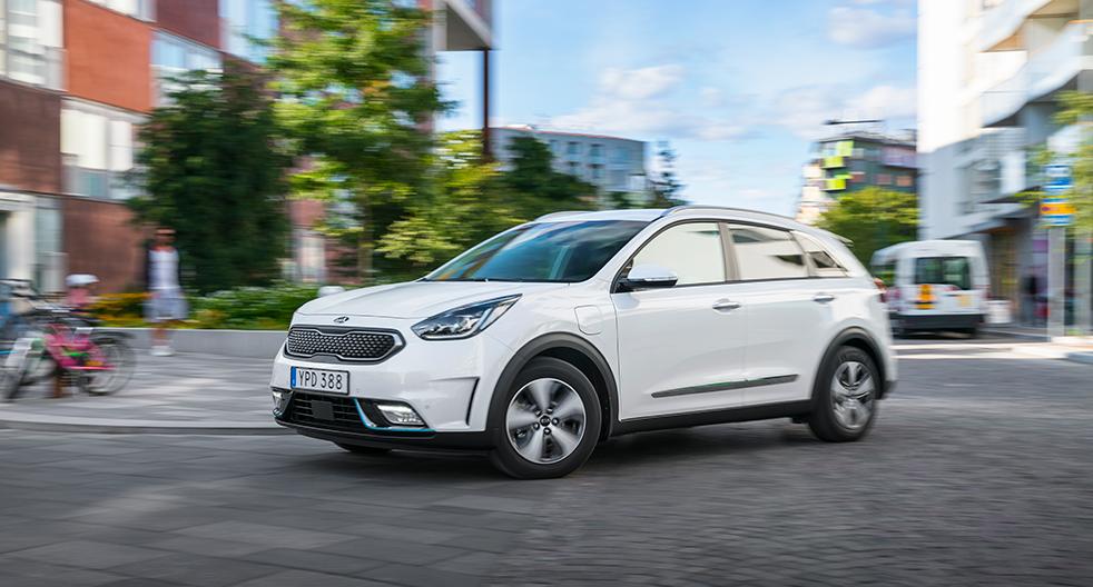 Kia Niro är svenska privatköpares nya favoritbil.