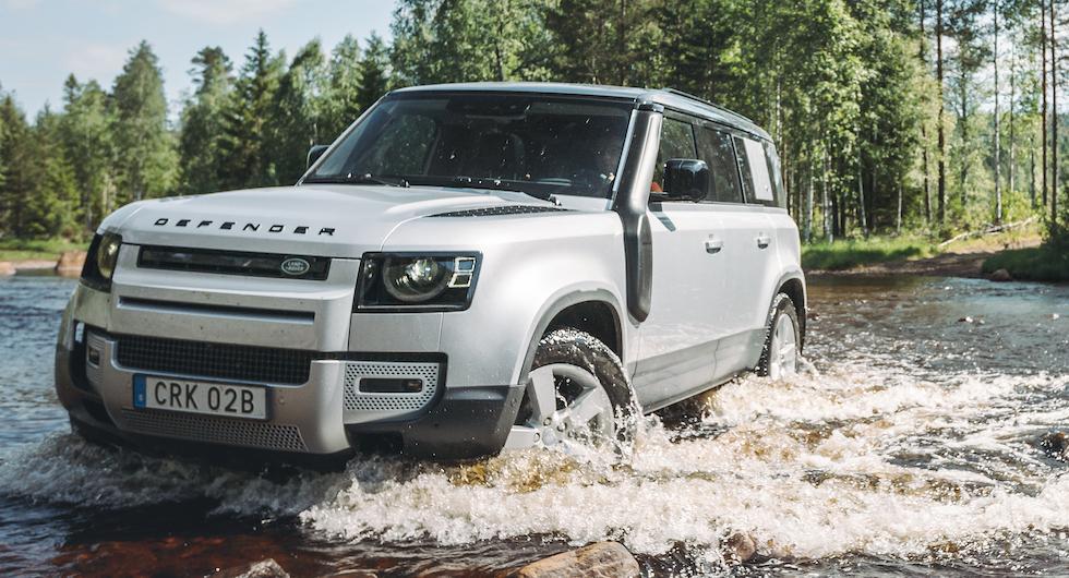 Provkörning: Land Rover Defender (2020)