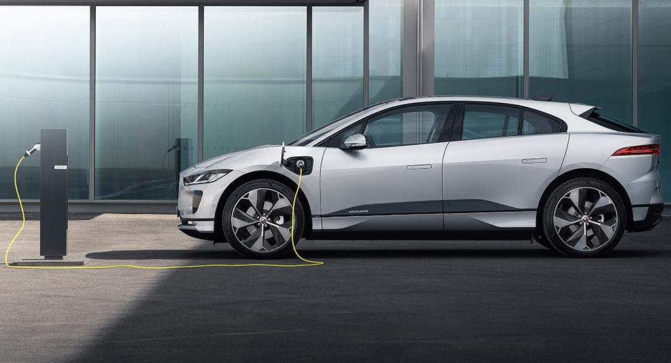 Jaguar släpper billigare I-Pace