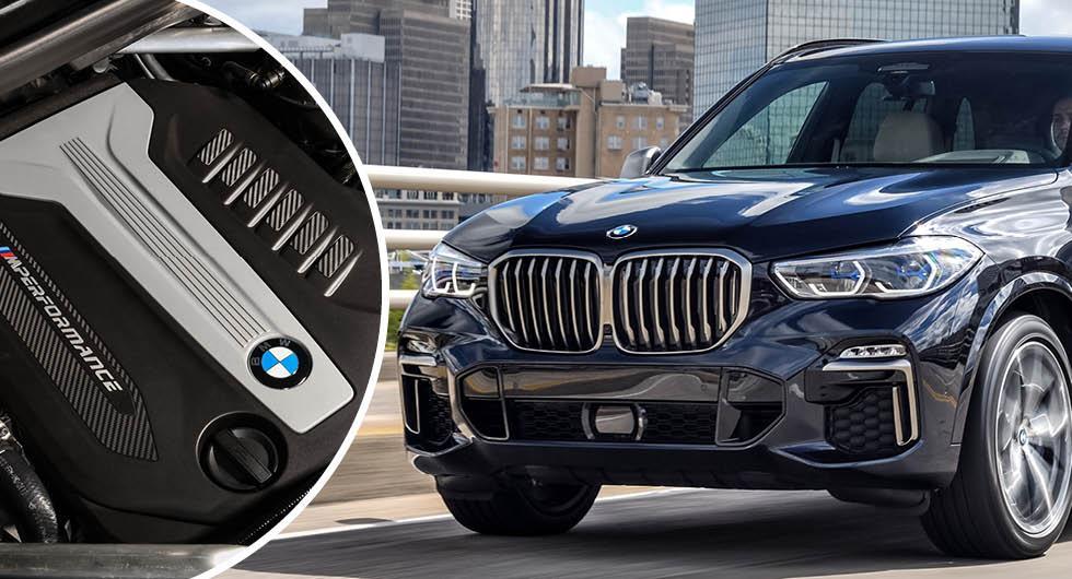 BMW slutar sälja dieselmotorn med fyra turbo
